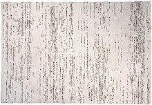 Teppich Elfenbeinfarben Polypropylen 200 x 290 cm
