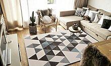 Teppich Ella 500weiß 120x 170cm