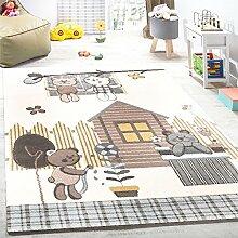 Teppich Ella 508weiß 120x 170cm