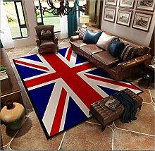 Teppich Englisch Wind Reis Flagge Amerikanischen