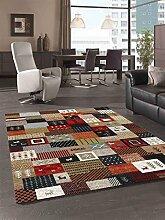 Teppich Ethno 816, Mehrfarbig, 160x Fell,