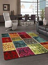 Teppich Ethno 819Mehrfarbig 120x 170cm