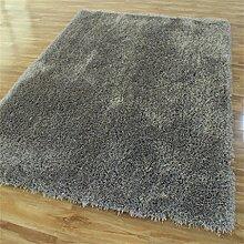 Teppich Europäische Stil Einfache moderne Wohnzimmer Schlafzimmer Sofa Couchtisch Bedside Rectangle Anti-Rutsch Dicker Teppich ( farbe : #3 , größe : 60*110cm )