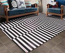 Teppich Europäische Stil Mode Teppich Wohnzimmer Decke Sofa Couchtisch Teppich Nachttischdecke ( größe : 120*180cm )