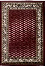 Teppich Excellent in Dunkelrot