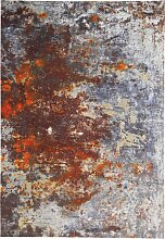 Teppich Fabio, orange (45/90 cm)
