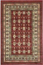 Teppich Falconer in Rot/Beige Astoria Grand
