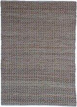 Teppich Flachflor handgefertigt mit klaren