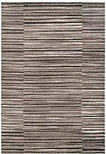 Teppich Flachflor mit Modern, Melierten