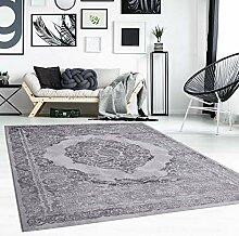 Teppich Flachflor mit Ornamenten Orientalisches