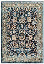 Teppich Flachflor modern klassisch mit