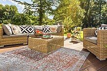 Teppich Flachflor modern Outdoor-/Indoor mit