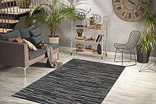 Teppich Flachfloriger Teppich Mit Dezentem Design