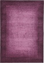Teppich Flora, lila (160/230 cm)