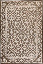 Teppich Florenz, beige (60/110 cm)
