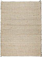 Teppich Frills 170x240 beige-gelb