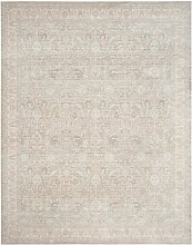 Teppich Frink in Grau/Hellgrau Maison Alouette