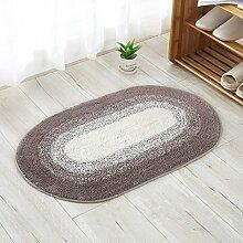 Teppich für Badezimmer WC-Fußmatte,