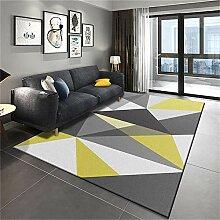 Teppich für draußen Teppich geometrische grau