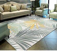 Teppich für Erwachsene Teppich grau Boden Pflanze