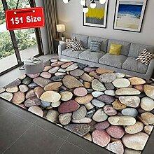 Teppich für Fußbodenheizung geeignet 3D
