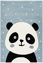 Teppich für Kinder Panda Motiv