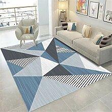 Teppich für kinderzimmer Mehrfarbige geometrische