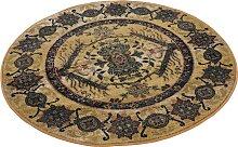 Teppich, Gabiro 3070, THEKO, rund, Höhe 10 mm,
