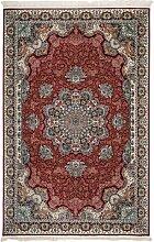 Teppich Gammill in Rostbraun/Rot