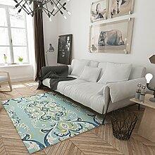 Teppich/[Garderobe Wohnzimmer Schlafzimmer Teppich]/Hotel Club Zimmer Sofa Villa Teppiche und Wohnzimmer Schlafzimmer Schrank Teppich-K 140x200cm(55x79inch)