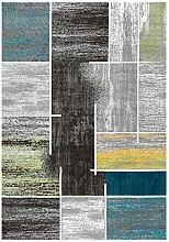 Teppich-Geometrie-Art-Sofa-Teppich-dünner