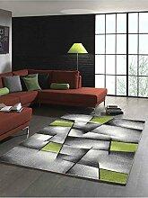 Teppich Glanz 660grün 160x Fell,