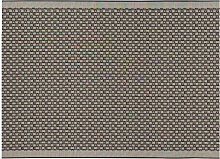 Teppich Grau 120x170 cm OASIS