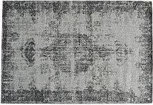 Teppich , grau, 155x230