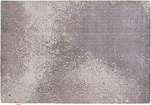 Teppich Happy in Grau Teppichgröße: 133 x 180 cm
