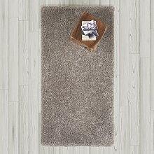 Teppich Hochflor Shaggy ca. 80x150 cm