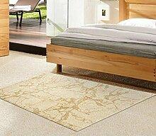 Teppich Impression Weiß X Teppich, Nachttisch Teppich 80cm * 150cm ( größe : 80*150CM )