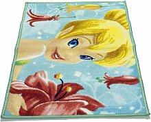 Teppich in Blau Disney Classics