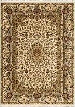 Teppich in Braun Longweave