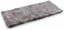 Teppich in Grau Cowell Canora Grey