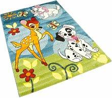 Teppich in Grün Disney Classics
