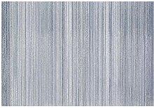 Teppich in Pastellfarben Mit Streifenmuster Und