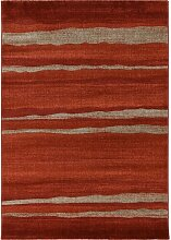 Teppich in Rot Union Rustic