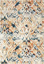 Teppich in Vintagemusterung, beige (60/90 cm)