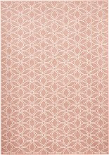 Teppich Jasmin, rosa (80/150 cm)