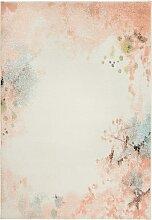 Teppich Jessica, rosa (60/110 cm)