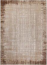Teppich Jette, braun (60/110 cm)