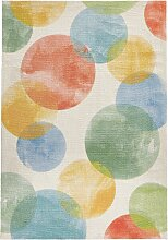 Teppich Jonas, rot (60/90 cm)