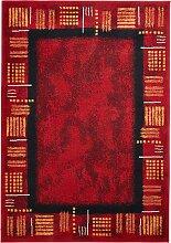 Teppich Joy, rot (120/170 cm)