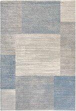 Teppich Juliane, blau (67/130 cm)